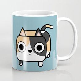 Cat Loaf - Calico Kitty Coffee Mug
