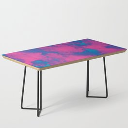 Cotton Candy Acid Trip Coffee Table