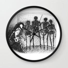 Late match Wall Clock