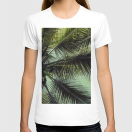 Tropical summer breeze T-shirt