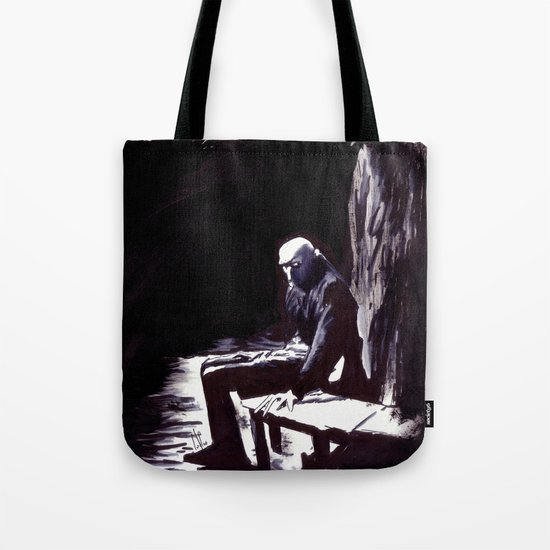 The Great Death of Wisborg Tote Bag
