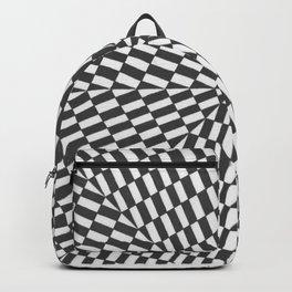 arte óptico 7 Backpack
