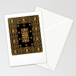 pattern of the past 1 Stationery Cards
