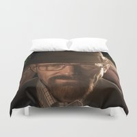 breaking Duvet Covers featuring Breaking Bad by SB Art Productions
