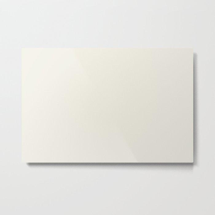 Dove White 7002 7 Solid Color Metal