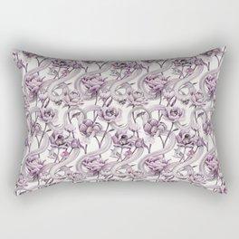 Amaranthine Rectangular Pillow