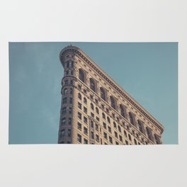 Manhattan Flatiron Building - NYC Rug