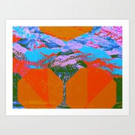 WORLD OF DREAMS 7 Art Print