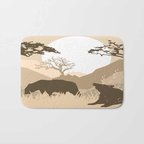 My Nature Collection No. 63 Bath Mat