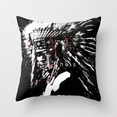 Cheis Throw Pillow