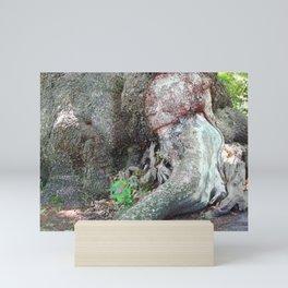 Tree Talk 7 Mini Art Print
