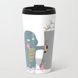 Godzelato! - Series 4: Yes gelato. No nukes. Travel Mug