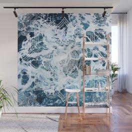 Ocean Mandala - My Wild Heart Wall Mural