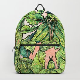 Leaf Mimic Backpack