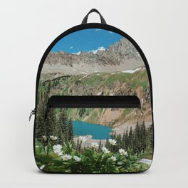 The Blue Lakes of Colorado Backpack