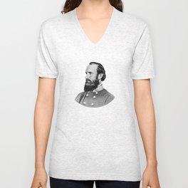Stonewall Jackson Unisex V-Neck