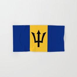 Barbados Flag Hand & Bath Towel