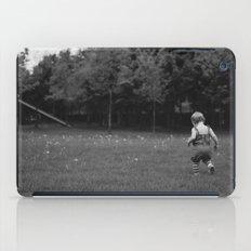 dandy field iPad Case