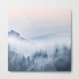 Pastel landscape 03 Metal Print