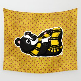 Mommy's Future Hufflepuff Wall Tapestry