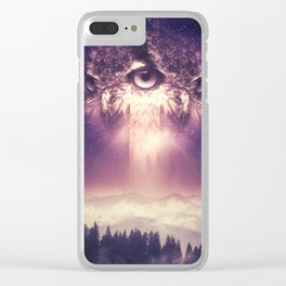 It Was All A Game of Hide and Seek Clear iPhone Case