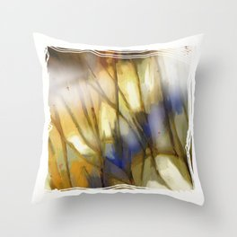 Nature - Change Of The Seasons / Throw Pillow