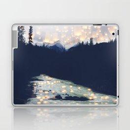 Make a wish -Yoho National park Laptop & iPad Skin