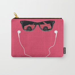 Music and cars Carry-All Pouch