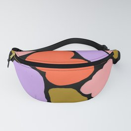 Abstract five Fanny Pack