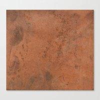 copper Canvas Prints featuring copper by motyka