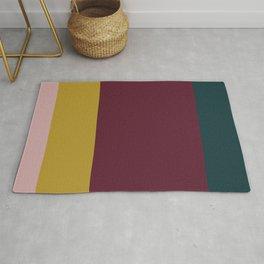 Contemporary Color Block III Rug