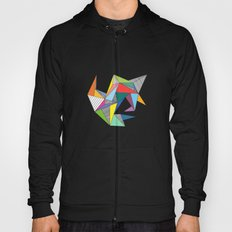 Abstract Triangles Hoody