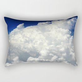 Things Are Looking Up Rectangular Pillow