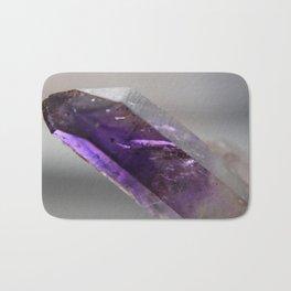 brandberg amethyst crystal Bath Mat