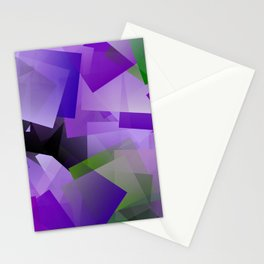Field of lavender ... Stationery Cards