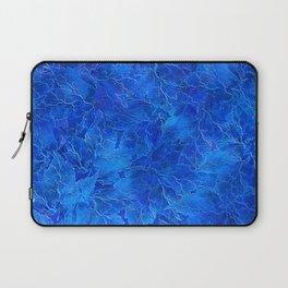 Frozen Leaves 6 Laptop Sleeve
