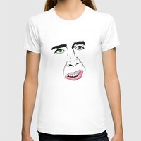 nicolas cage T-shirts featuring Nicolas Cage  's Face by Froleyboy