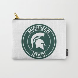 Go Spartans Carry-All Pouch