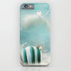Minimal Christmas iPhone 6s Slim Case