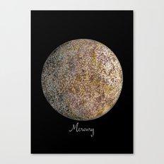 Mercury #2 Canvas Print