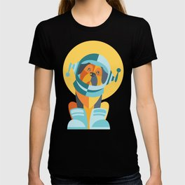 One Giant Leap for All Muttkind T-shirt
