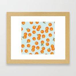 Clementime Framed Art Print