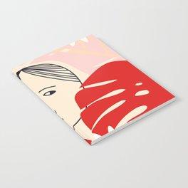 Flower girl Notebook