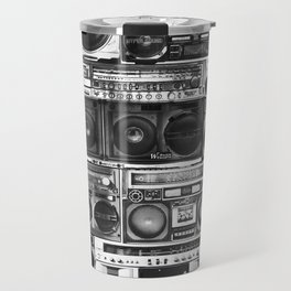 house of boombox Travel Mug