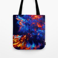 drive Tote Bags featuring Drive by Art-Motiva