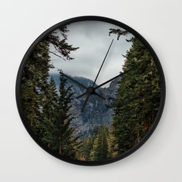 sequoia Wall Clock