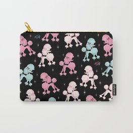 Poodlerama Carry-All Pouch