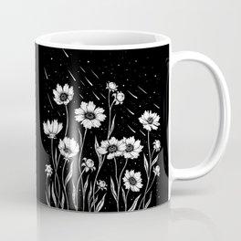 Midnight Golden Wave Coffee Mug