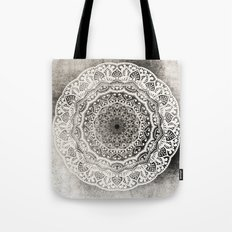DESERT FLOWER MANDALA Tote Bag