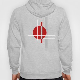 Geometric composition Hoody